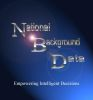 National Background Data